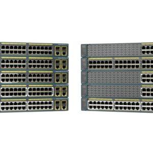 WS-C2960+24TC-S Cisco Catalyst 2960-24TC-L Switch