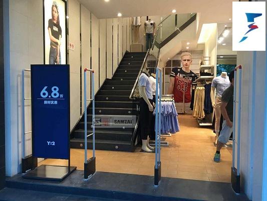 EAS Security Gate for shopping mall Bangladesh